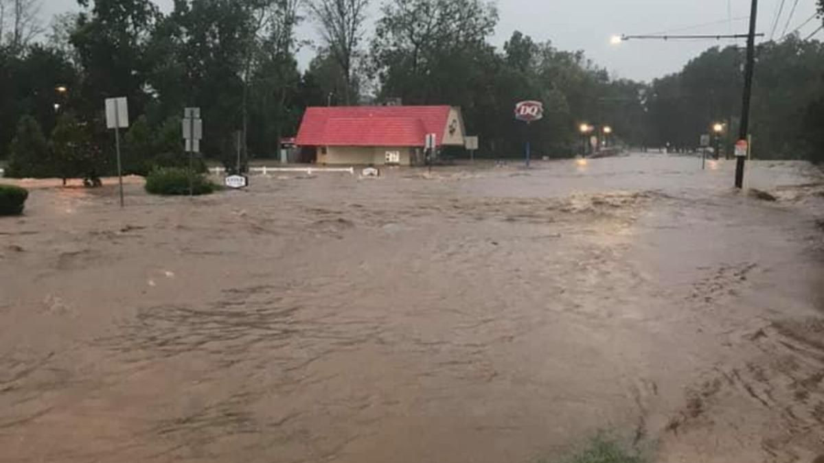 Businesses Impacted by Damages from Hurricane Ida