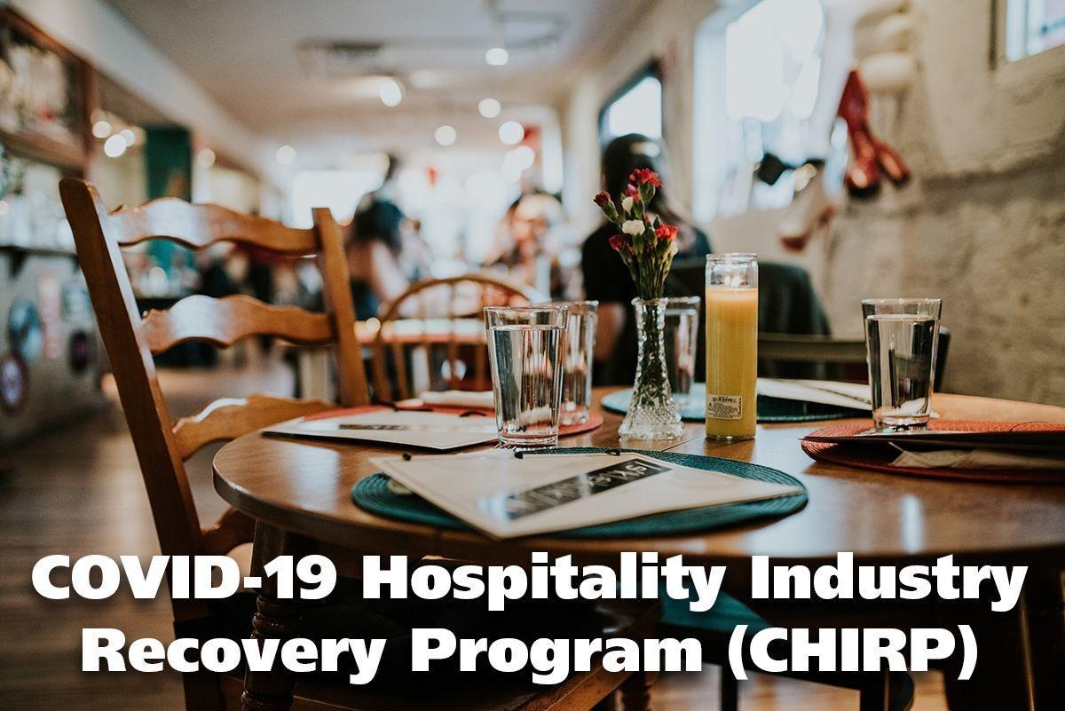 COVID-19 Hospitality Industry Recovery Program