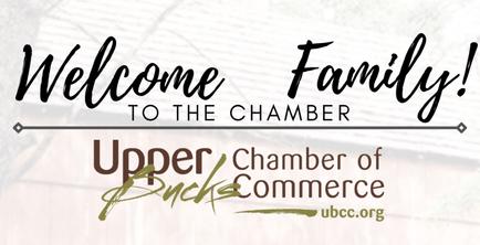 Upper Bucks Chamber Welcomes Pennridge Area Businesses