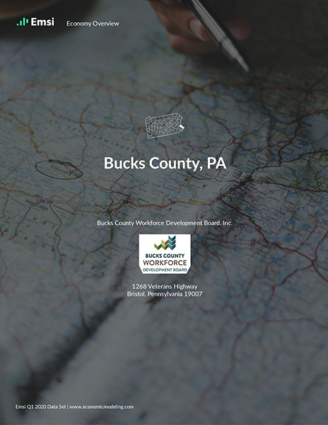 2020 Economy Overview Bucks County 1